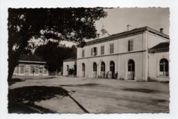 - CPSM AUBAGNE (13) - La Gare - Collection NOGUER - - Aubagne