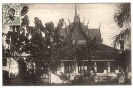 CAMBODGE - Environs De PNOM PENH - Pagode Cambodgienne -  Ed. Coll. Poujade De Ladeveze - Cambodge