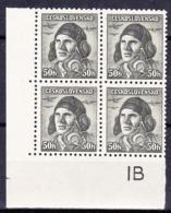** Tchécoslovaquie 1945 Mi 445 (Yv 393), (MNH) - Variétés Et Curiosités