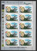 P.A. N°78 Neuf** France 2014 - Le Feuillet (F78a) Cote 100€ Sous Blister D'origine - Luftpost