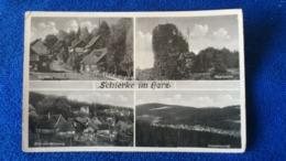 Schierke Im Harz Germany - Schierke
