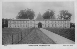 GUEST HOUSE, CASTLE HOWARD ~ AN OLD POSTCARD #89313 - England
