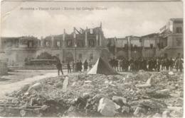 12032 - Messina - Piazza Cairoli - Rovine Del Collegio Militare - Messina