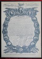 FRANCE - NOTICES PFFICIELLES - NOT 197 - 1976 - PJ YT1879 - BICENTENAIRE INDEPENDANCE USA - Postdokumente