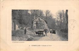 95-CORMAILLES- ROUTE DU FORT - Cormeilles En Parisis