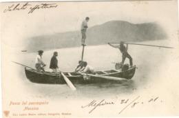12056 - Messina - Pesca Del Pescespada - Messina