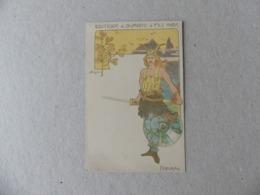 Fervaal Editions A.Durand Et Fils Paris Segaud - Frankrijk