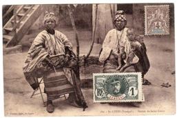 SAINT LOUIS - Dames De Saint Louis - Ed. P. Tacher, St Louis - Sénégal