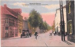 Braine-le-Château NA12: Les Quatre Bras Et La Chaussée De Nivelles 1933 - Braine-le-Château