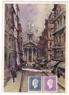 DULAC SUR RECTO DE CPSM PARIS MONTMARTRE - 1921-1960: Periodo Moderno
