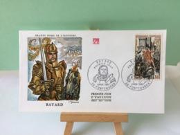 Bayard- 38 Pontcharra - 8.11.1969 FDC 1er Jour Coté 2€ - 1960-1969