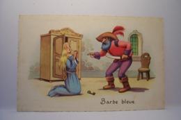 BARBE  BLEUE - Fairy Tales, Popular Stories & Legends