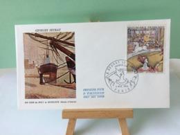 Georges Seurat ( Le Cirque) - Paris - 8.11.1969 FDC 1er Jour Coté 4€ - FDC