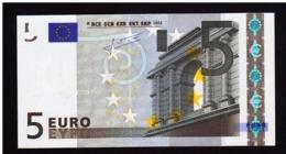 5 EURO SPAIN ★ V / M014J2 ★ - ★ UNC ★ - EURO