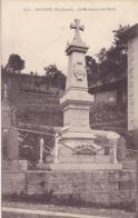 Cpa-74-manigod-pas Sur Delc.-monument Aux Morts 14 / 18 -edi Abem N°4678 - Autres Communes