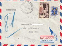 FRANCE - 1955 - Pneumatique - Francia
