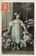 33945. Postal Romantica NERAC (Lot Et Garonne) 1909. Vintage - Francia
