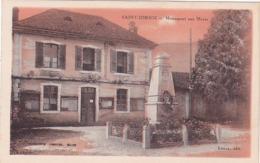 Cpa (colorisée)-74-st Jorioz-monument Aux Morts 14 / 18 -edi Combier - Autres Communes