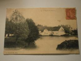 28 Villeneuve (sur Eure), Moulin . Carte Inédite (A6p44) - France