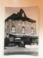 Carte Postale Ancienne Hôtel LE St BRIAC Pension - Bar - Restaurant - Frankreich