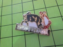 SP09 PINS PIN'S / Beau Et Rare : Thème SPORTS / CORRIDA MATADOR TAUREAU VACHE - Tauromachie - Corrida
