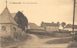 Robertville NA3: Un Coin Pittoresque - Waimes - Weismes