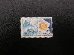 1009  Rotary  1955  NEUF**  TBE - Ungebraucht
