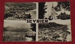 74 - Sevrier :::: Carte Multi Vue   ------------ 505 - Autres Communes