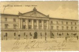 12105 - Messina - Collegio Militare - Messina