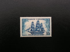 1035  Frégate   1955  NEUF**  TBE - Ungebraucht
