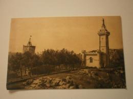 30 Saint Ambroix, L'horloge, Tombeaux Celtiques, Chapelle De Dugas. Carte Inédite (A6p44) - Saint-Ambroix