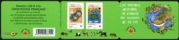 """BC 2057 NEUF TB / Autocollants / Croix Rouge """"Les Enfants Dessinent La Planète"""" / Valeur Timbres : 10.5€ - Booklets"""
