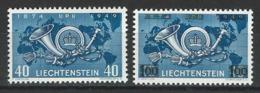 SBK 227, 235, Mi 277, 288  * MH - Unused Stamps
