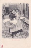PARIS (75) Les Blanchisseuses - Petits Métiers à Paris