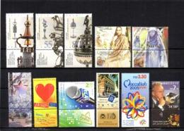 Israel Lotto Mint Mnh - Israel