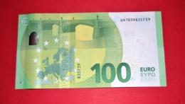 FRANCE 100 EURO - U002B1 - Série Europa - UA1039835739 - UNC NEUF - 100 Euro