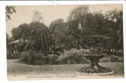 CPA-Carte Postale-France -Boulogne Sur Seine- Parc De La Mairie -VM6635 - Boulogne Billancourt