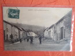 Lagney . La Grande Rue - France