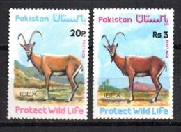 Serie Nº 405/6 Pakistan - Sellos