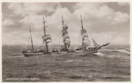 RP: Sailing Vessel ; Skoiskeppet Abraham Rydberg , Sweden , 30-40s - Sailing Vessels