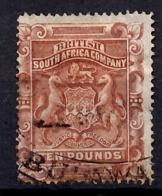 Compagnie D'Afrique Du Sud YT N° 11 Oblitéré. Rare! B/TB. A Saisir! - Afrique Du Sud (...-1961)