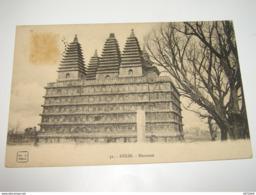 C.P.A. - Asie - Pékin - Houtatzé - 1912 - SUP (P4) - Chine