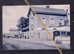 REPRODUCTION  HAVELANGE NAMUR GARE STATION BAHNHOF - Havelange