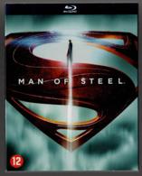 Bluray Superman Man Of Steel - DVD