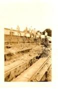 Foto - Bauarbeiter Auf Baustelle Bautrupp Ca 1940 Eisenbahnbau ? München - Fotografie