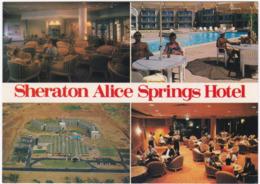 Gf. ALICE SPRINGS. Sheraton Hotel - Alice Springs