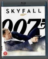 Bluray James Bond Skyfall - DVD