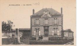 28--ST PELLERIN--LA MAIRIE--VOIR SCANNER - France
