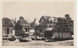 RP: MADRAS , India , 00-10s ; Seven Pagodas - India
