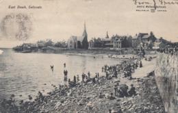 SALTCOATS , North Ayrshire, Scotland , 1905 ; East Beach - Ayrshire